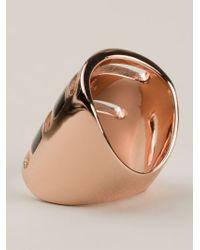 Pamela Love - Metallic Inlay Path Ring - Lyst