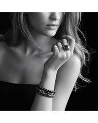 David Yurman - Spiritual Beads Bracelet with Black Onyx and Diamonds - Lyst