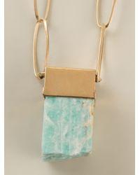 Isabel Marant | Metallic 'rustica' Necklace | Lyst