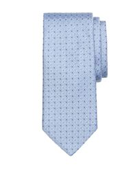 Brooks Brothers | Blue Flower Tie for Men | Lyst
