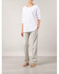 Sofie D'Hoore - White 'talk' T-shirt - Lyst