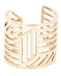 Pierre Hardy | Yellow Grid Ring | Lyst