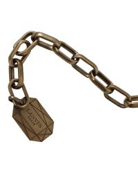 Lanvin - Metallic Chiara-sautoir Pearl Necklace - Lyst
