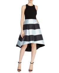 Coast Blue Kate Stripe Dress