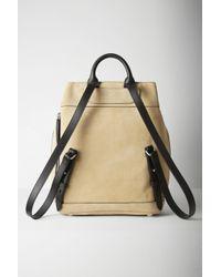 Rag & Bone - Natural Pilot Backpack - Lyst