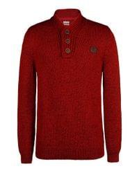 Napapijri | Red Sweater for Men | Lyst