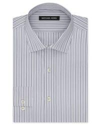 Michael Kors - Light Purple Stripe Dress Shirt for Men - Lyst