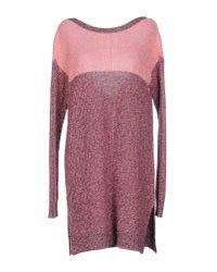 Vero Moda - Pink Jumper - Lyst