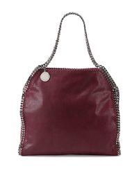 Stella McCartney Pink Women's Baby Bella Shoulder Bag - Black