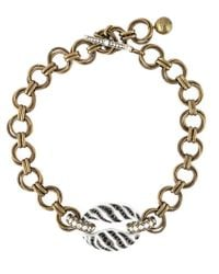 Lanvin   Metallic Chunky Chain Necklace   Lyst