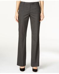 Calvin Klein | Gray Tweed Menswear-inspired Pants | Lyst