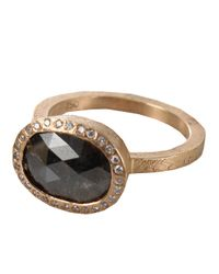 Todd Reed | Gray 'fancy' Diamond Ring | Lyst