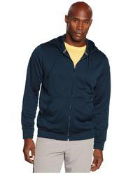 Nike - Gray Therma-Fit Ko Full Zip Fleece for Men - Lyst