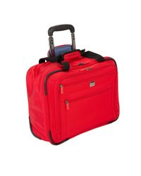 Delsey | Red Helium Sky 2.0 Trolley Carry On Tote Bag | Lyst