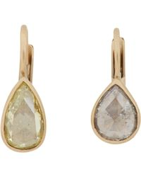 Anaconda | Metallic Gwyneth Drop Earrings | Lyst