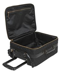 Moschino - Metallic Quilted Nylon Trolley - Lyst