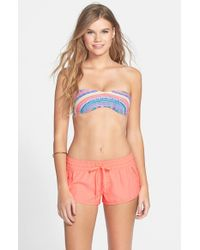 Rip Curl | Orange 'love N Surf' Board Shorts | Lyst
