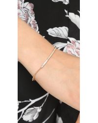 Vita Fede - Pink Mini Aria Id Bracelet - Lyst