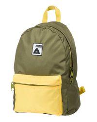 Poler Stuff Green 'rambler' Backpack for men