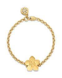 Tory Burch Metallic Cecily Simple Bracelet