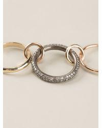 Spinelli Kilcollin - Metallic Nova Three Linked Rings - Lyst