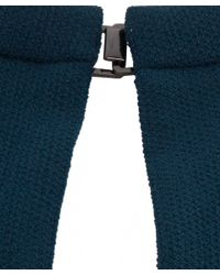 Ba&sh | Blue Teal Oberyn Wool-blend Dress | Lyst