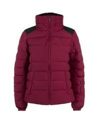 Peak Performance - Purple Supreme Megeve Ski Jacket - Lyst