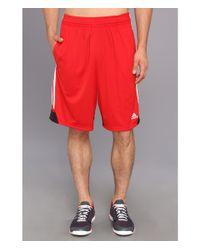 Adidas Red 3g Speed Short for men