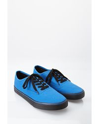 Forever 21 | Blue Classic Canvas Sneakers for Men | Lyst