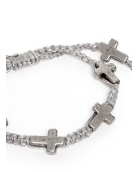 Venessa Arizaga | Metallic 'misty Mornings' Bracelet | Lyst