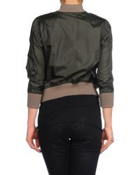 People - Green Jacket - Lyst