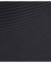 T By Alexander Wang - Black Ottoman Rib Cotton-blend T-shirt for Men - Lyst