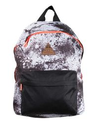 Neff - Gray 'professor' Backpack for Men - Lyst