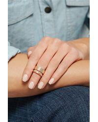 Repossi - Metallic Berbère 18karat Rose Gold Phalanx Ring - Lyst