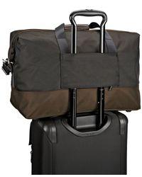 Tumi | Brown Alpha Bravo Grissom Travel Satchel for Men | Lyst