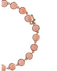 Irene Neuwirth | Pink-Opal & Rose-Gold Bracelet | Lyst