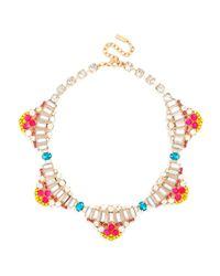 BaubleBar - Multicolor Crystal Vienna Collar - Lyst