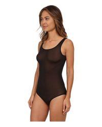 Wolford | Black Neon Bodysuit | Lyst