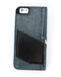 DIESEL Blue Denim Iphone 6/6s Case for men