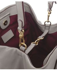 Marc Jacobs - Gray New Q Fran Tote Bag - Lyst