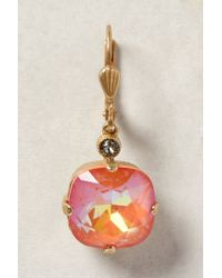 Anthropologie - Orange Catamarca Earrings - Lyst
