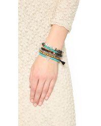 Lacey Ryan - Metallic Embrace Bracelet Set - Lyst