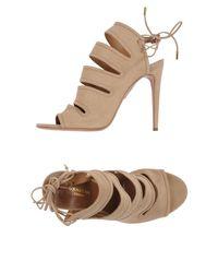 Aquazzura | Natural Sandals | Lyst