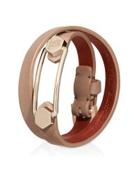Tod's | Metallic Bracelet | Lyst