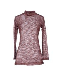 See By Chloé Brown Turtleneck