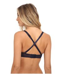 Wolford | Blue Louie Triangle Bra | Lyst