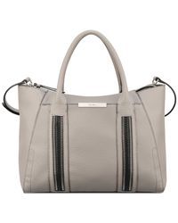 Nine West - Gray Traction Action Satchel - Lyst