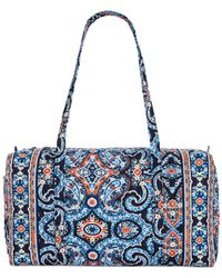 Vera Bradley | Multicolor Large Duffle Bag | Lyst