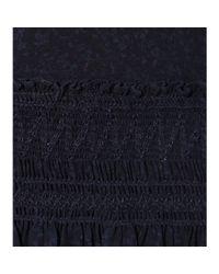 Vanessa Bruno Athé - Black Didi Silk Dress - Lyst