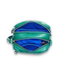 BOSS Orange - Green Leather Mini Bag Revillac - Lyst